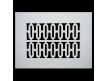Plaster Air Vent Ventilation Grille A04 size 280mm x 190mm