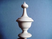 Wooden Finial 0003