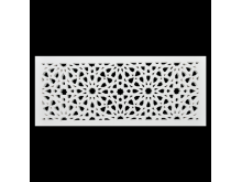 Plaster Air Vent Cover Ventilation Grille for self-assembly P04/p04 size 360mm x 120mm