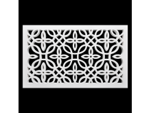 Plaster Air Vent Cover Ventilation Grille for self-assembly P06/p06 size 300mm x 180mm
