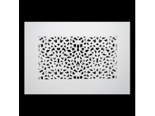 Plaster Air Vent Cover P44- Grilles are installed in 12.5mm plasterboards