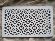 Plaster Air Vent Cover Ventilation Grille for self-assembly P07/p07 size 300mm x 150mm